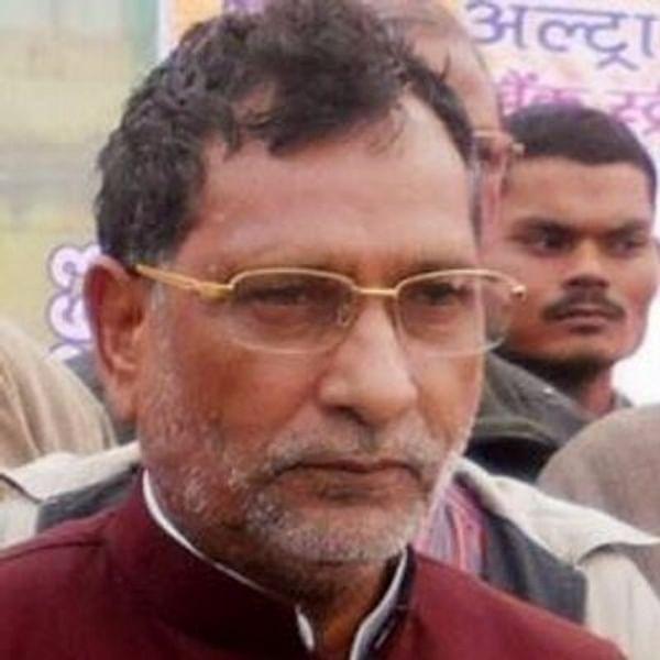 உத்தரப்பிரதேச எதிர்க்கட்சித் தலைவர், ராம் கோவிந்த் சௌத்ரி!