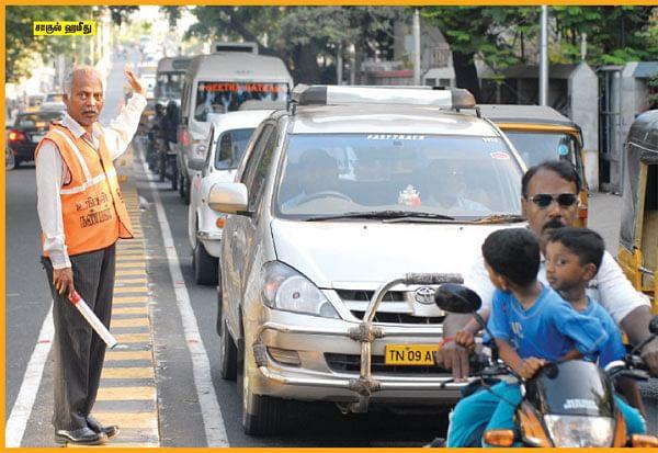 சென்னை போலீஸுக்கு சாகுலின் சவால்!