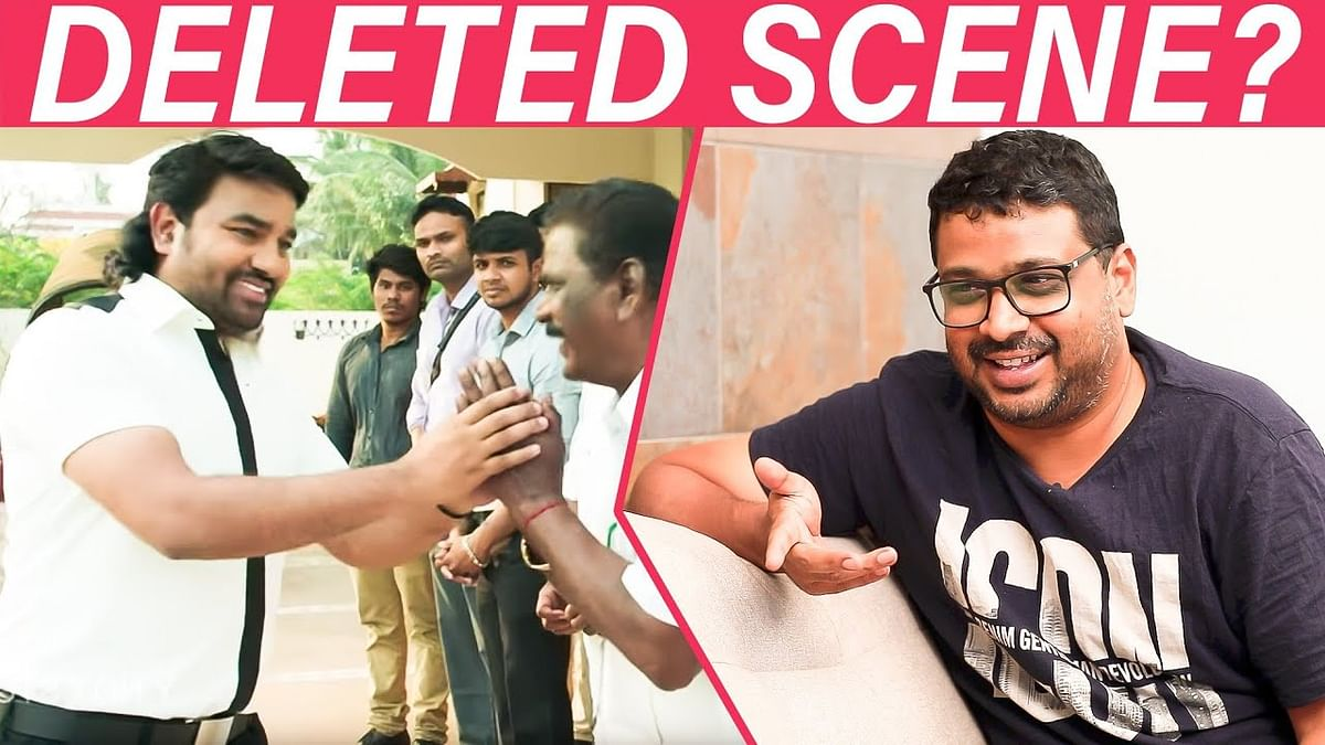 Missed Scenes in Tamizh Padam 2 - Director CS Amudhan Explains