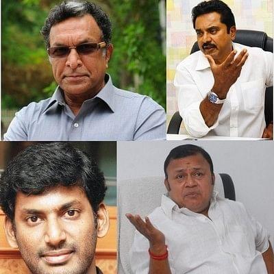 நடிகர் சங்கத் தேர்தல்