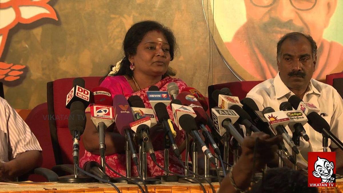 We Can Expect Good News Regarding JalliKattu   Tamilisai Soundararajan