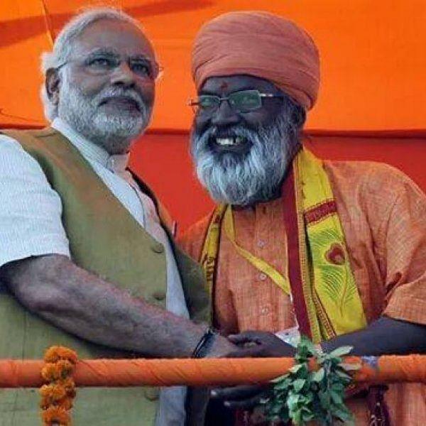 """``ஹர ஹர... சாக்ஷி மகராஜ்""""... சளைக்காத சர்ச்சைகளின் பின்னணி!"""