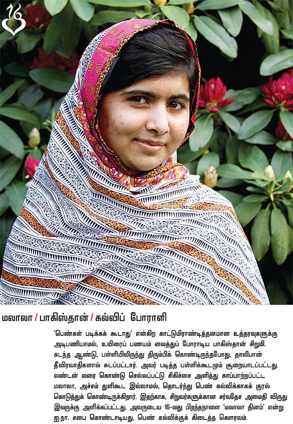 வியக்க வைக்கும் 16 வயது 16 பெண்கள்
