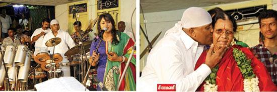 சிவமணி கலக்கிய சிவராத்திரி!