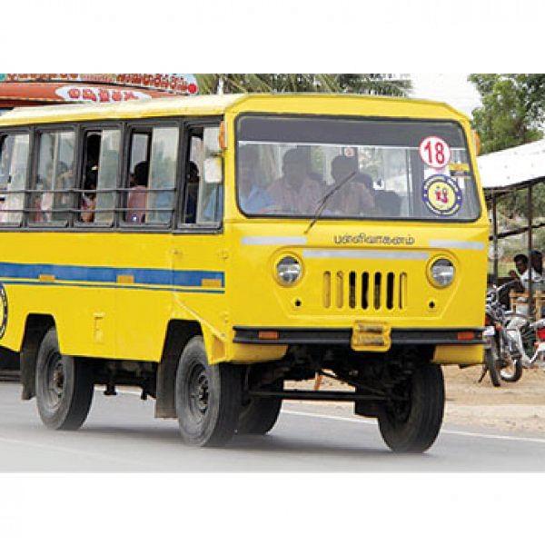பள்ளி வாகனக் கட்டணம்... ஜி.எஸ்.டி வரி கட்ட வேண்டுமா?