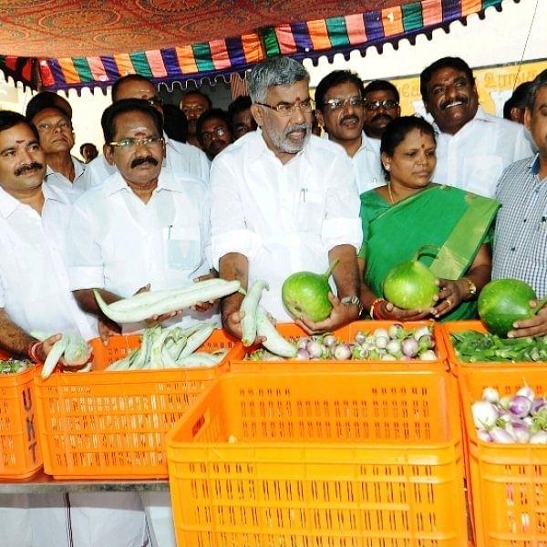 'சட்டமன்றத்தில் ஸ்டாலின் சொன்னது பொய்!' - செல்லூர் ராஜூ