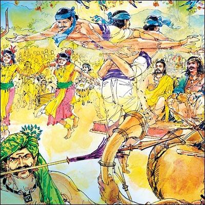 வீரயுக நாயகன் வேள்பாரி - 8