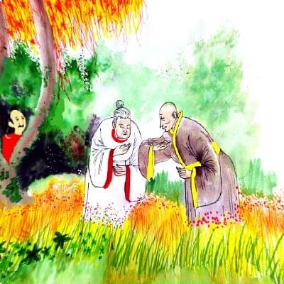 மண்புழு மன்னாரு: ஜென் குருவுக்குப் பாடம் சொன்ன பெண் விவசாயி!