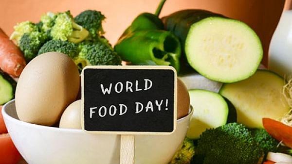 #WorldFoodDay
