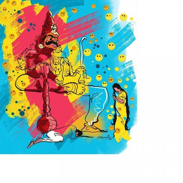 கவிதைகள் - சுகுணா திவாகர்