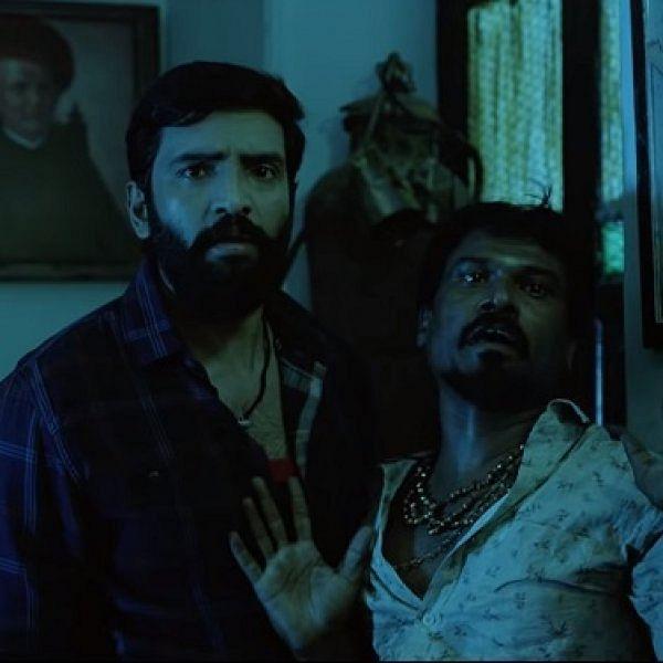 `என்னப்பா, பேய் 'பேட்ட' டயலாக் பேசுது'- வெளியானது 'தில்லுக்கு துட்டு 2' படத்தின் 2-வது டீசர்
