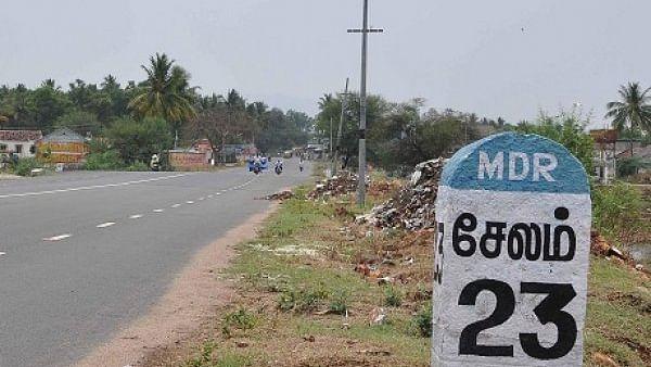 சேலம் - சென்னை சாலை