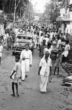 மெட்ராஸ் வரலாறு: 1970களில்  தி நகர் ரங்கநாதன் தெரு எப்படி இருந்தது தெரியுமா?  | பகுதி 19