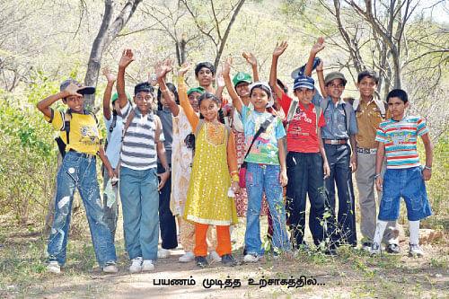'மலை'க்க வைத்த மேலகிரி !