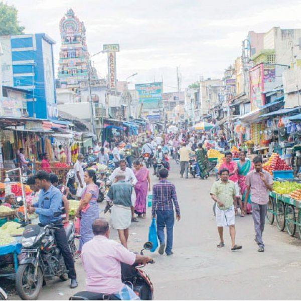அங்காடித் தெரு - 22 - கும்பகோணம் பெரிய கடைத் தெரு!