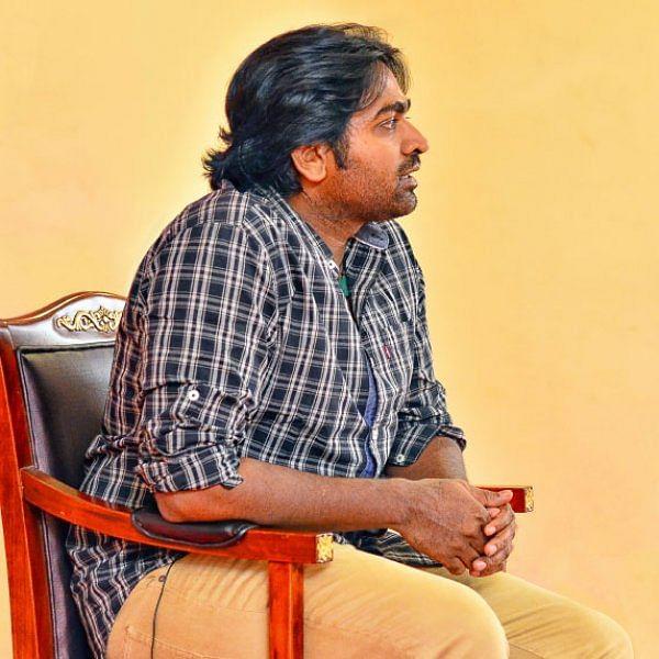"""விகடன் பிரஸ்மீட்: """"மரணத்தை மறந்துட்டு இஷ்டத்துக்கு ஆடுறாங்க!"""" - விஜய் சேதுபதி"""