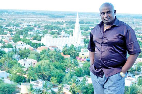 என் ஊர்: நடிகர் கரிகாலன்