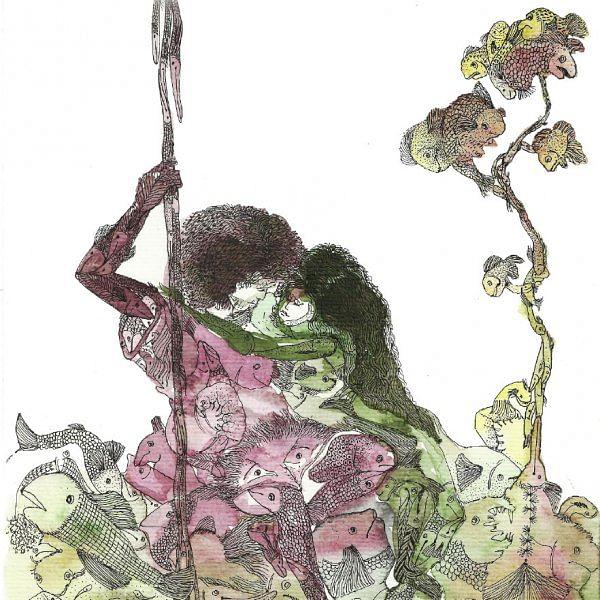 உப்பு நிலத்தில் தனித்தலையும் முத்தம் - பூர்ணா