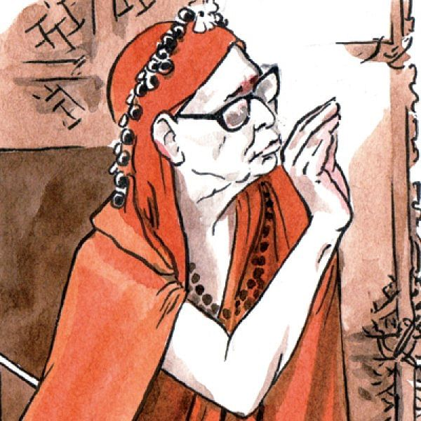 மகா பெரியவா - 24: 'பிரபஞ்சமும் லிங்கோத்பவரும்!'