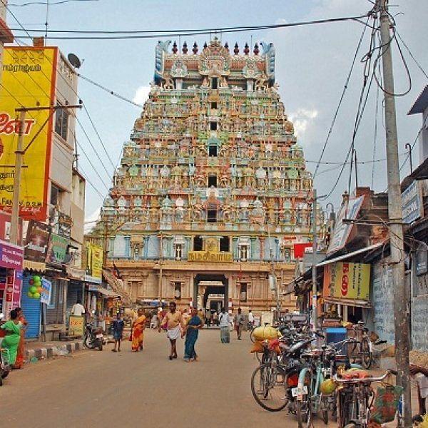 Jambukeswarar Temple, Thiruvanaikaval