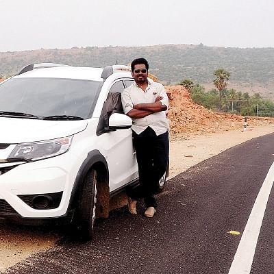 ரீடர் ரெவ்யூ - ஹோண்டா பிஆர்-வி