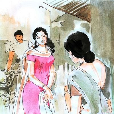 நிர்மலாவின் இதயத்தில் ராகுல் - சிறுகதை