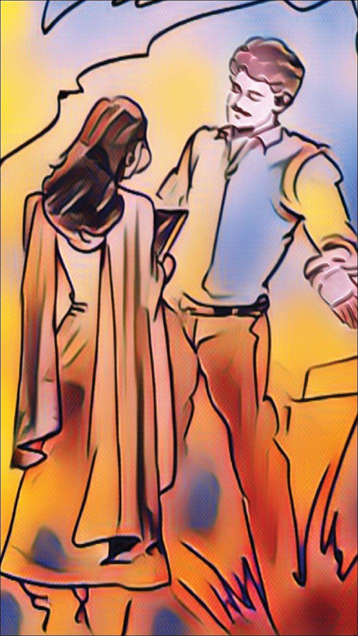 விட்டுச் சிறகடிப்பாய் - சிறுகதை