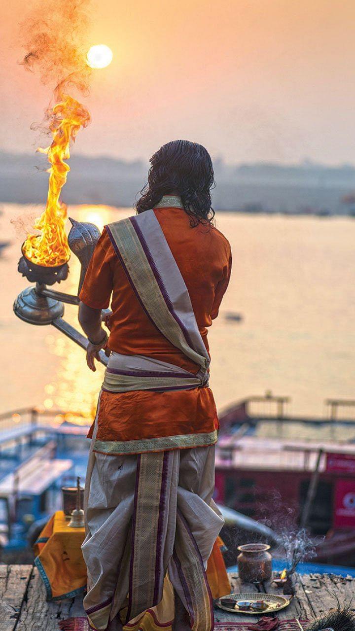 காசியில் முக்தி குருதேவரின் அனுபவம்!