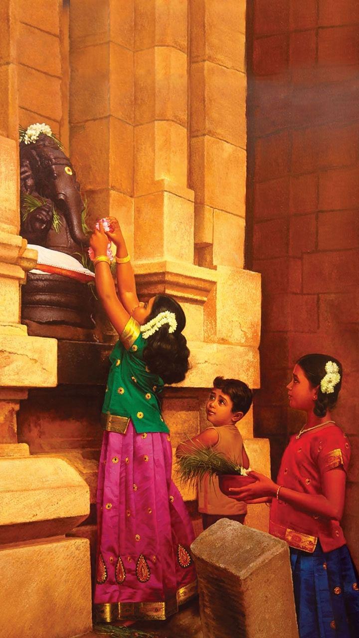 குபேர பூஜைக்கு ஒரு கோயில்!