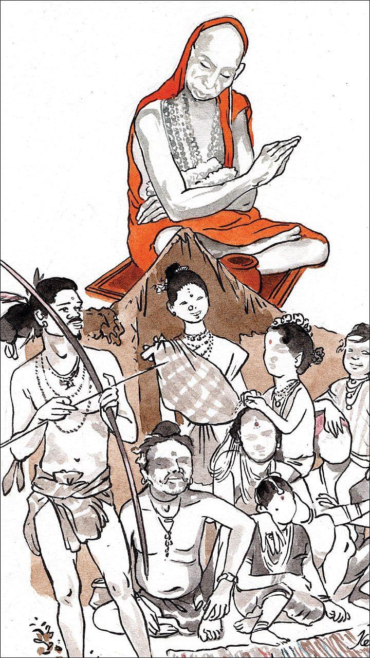 மகா பெரியவா - 21 - 'சர்வ ஜீவனிடத்திலும் சதாசிவன்!'