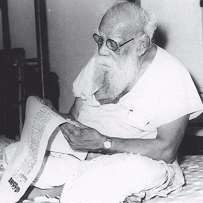 பெரியார் சிலைக்கு மு.க.ஸ்டாலின் மரியாதை