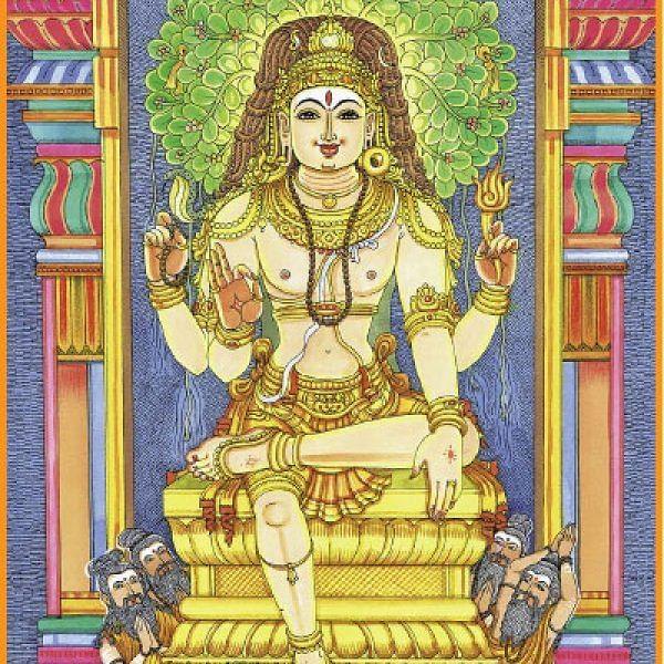 தட்சிணாமூர்த்தியாக ஈசன் அமர்ந்த குரு பௌர்ணமி நாள் இன்று!