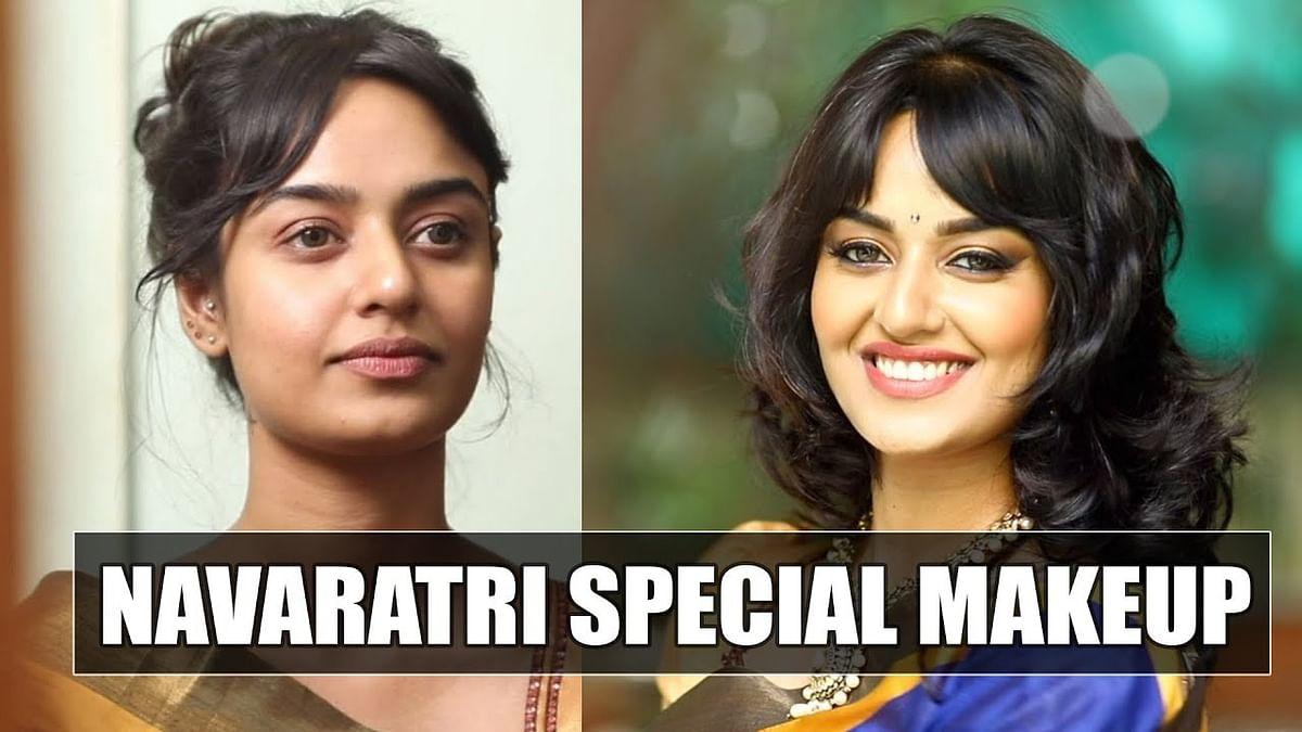 Makeup Tips for Navaratri look this festive season | Say Swag
