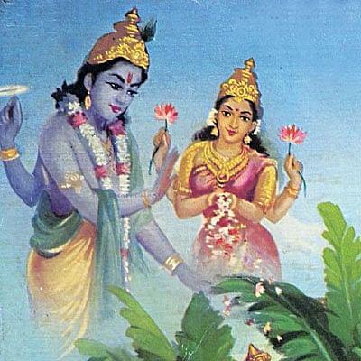 'வள்ளி கல்யாண வைபோகமே!'