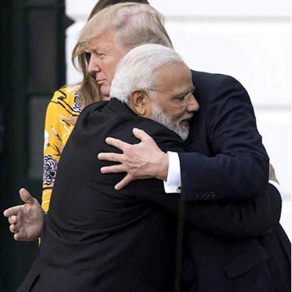 'மோடி எனக்கு நல்ல நண்பர். அவரை நான் மிகவும் விரும்புகிறேன்' - டொனால்டு டிரம்ப்