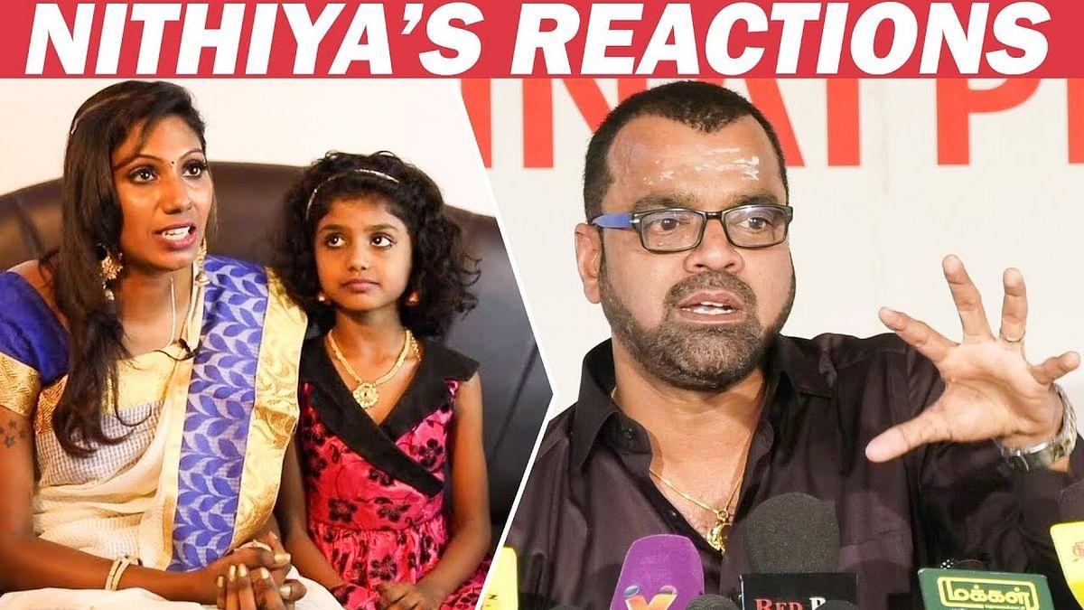 Thaadi Balaji again controversy | Press meet | Nithya Audio