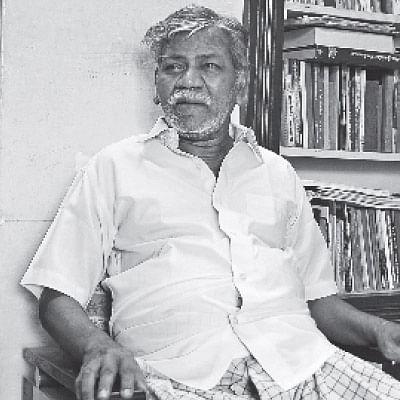 எதிர்வினை - தொ.பரமசிவன் நேர்காணல் - வே.மு.பொதியவெற்பன்