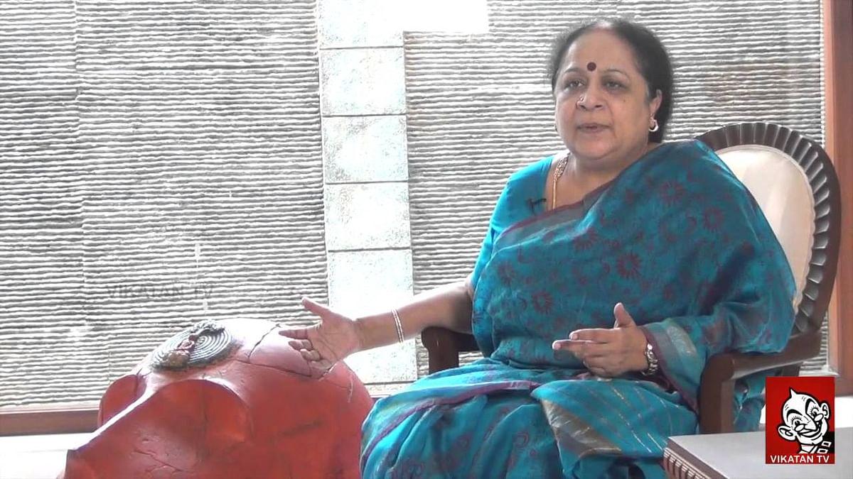 Senior Congress Leader Asked Me To Attack Narendra Modi - Jayanthi Natarajan
