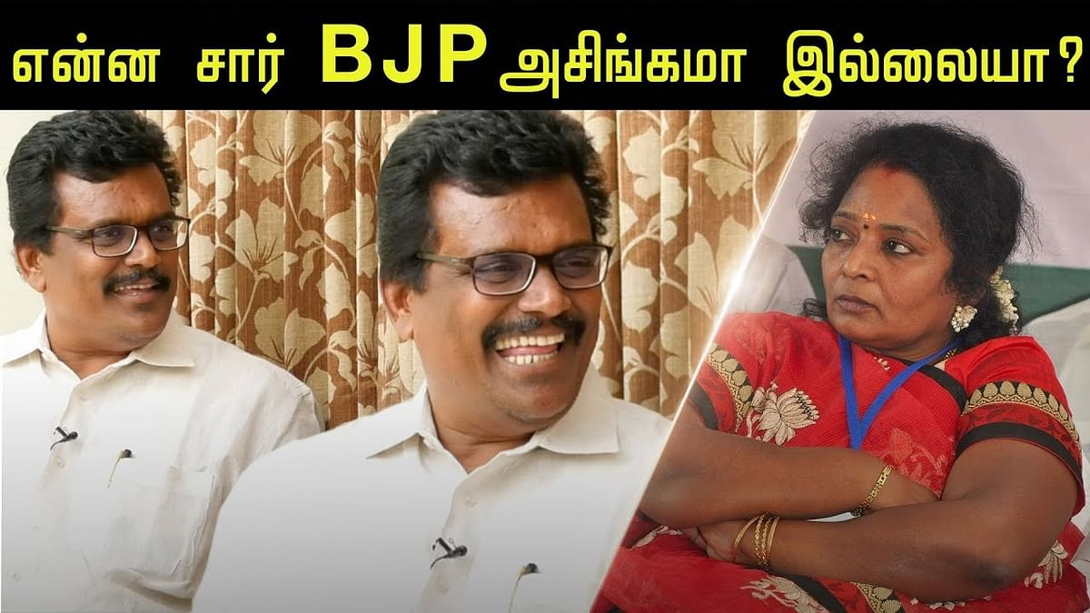 EPS or OPS : Who is the real sleeper cell ? | Thanga Tamil Selvan Exclusive Interview