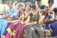 பொங்கல் விழா டி.தாமஸ் எலிசபெத் மகளிர் கல்லூரி - ஆல்பம்