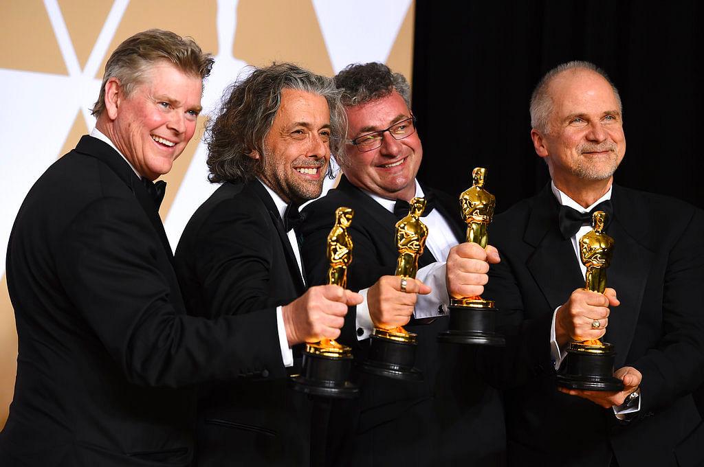 சிறந்த விஷுவல் எஃபெக்ட்ஸ், ஒளிப்பதிவு - பிளேட் ரன்னர் 2049 #Oscars