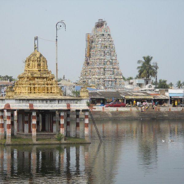 திருப்போரூர் கந்தசாமி கோயில் நிலம் மீட்பு...