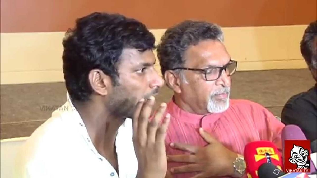 Without theatre actors there is no South Indian Film Artistes' Association  - Vishal