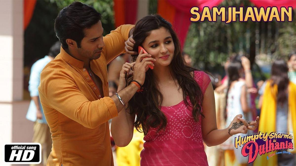Samjhawan video song - Humpty Sharma Ki Dulhania