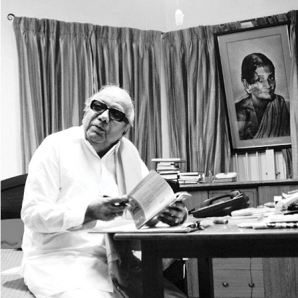 'திராவிடத்தால் வாழ்ந்தோம்... வீ மிஸ் யூ கலைஞர் அவர்களே!' - சாமான்யனின் கடிதம்! #Kalaignar96