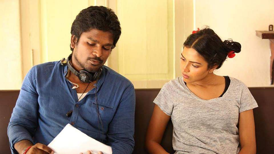 Amala Paul - Rathna Kumar