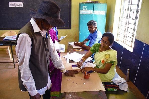 சிங்கம் சிங்கிளாதான் வரும்.. 5-வது முறையாகத் தேர்தல் களம் கண்ட முத்துராஜா! #MyVikatan