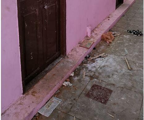 `வீட்டுக்குள் வைத்து பூட்டிய மனைவி; கேட்காத கணவர்' - 8 பேர் மீது ஆசிட் வீசிய பின்னணி #chennai
