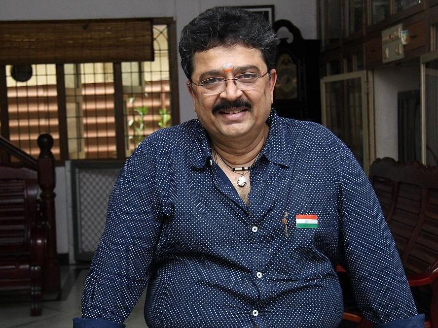 'நாம் திராவிடர்கள்'...13 கோடிக்குக் கணக்கு... ட்விட்டர் ஸ்பேசஸில் எஸ்.வி.சேகர் உரையாடல்!