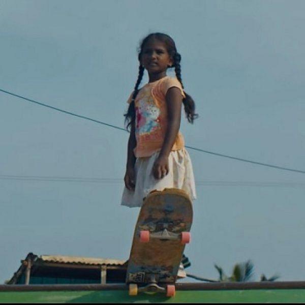 தமிழக குட்டிப்பெண்ணின் ஸ்கேட்டிங் கனவு - ஆஸ்கருக்கு தகுதிபெற்ற ஆவணப்படம் #kamali